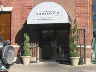 Addison's in downtown Columbia