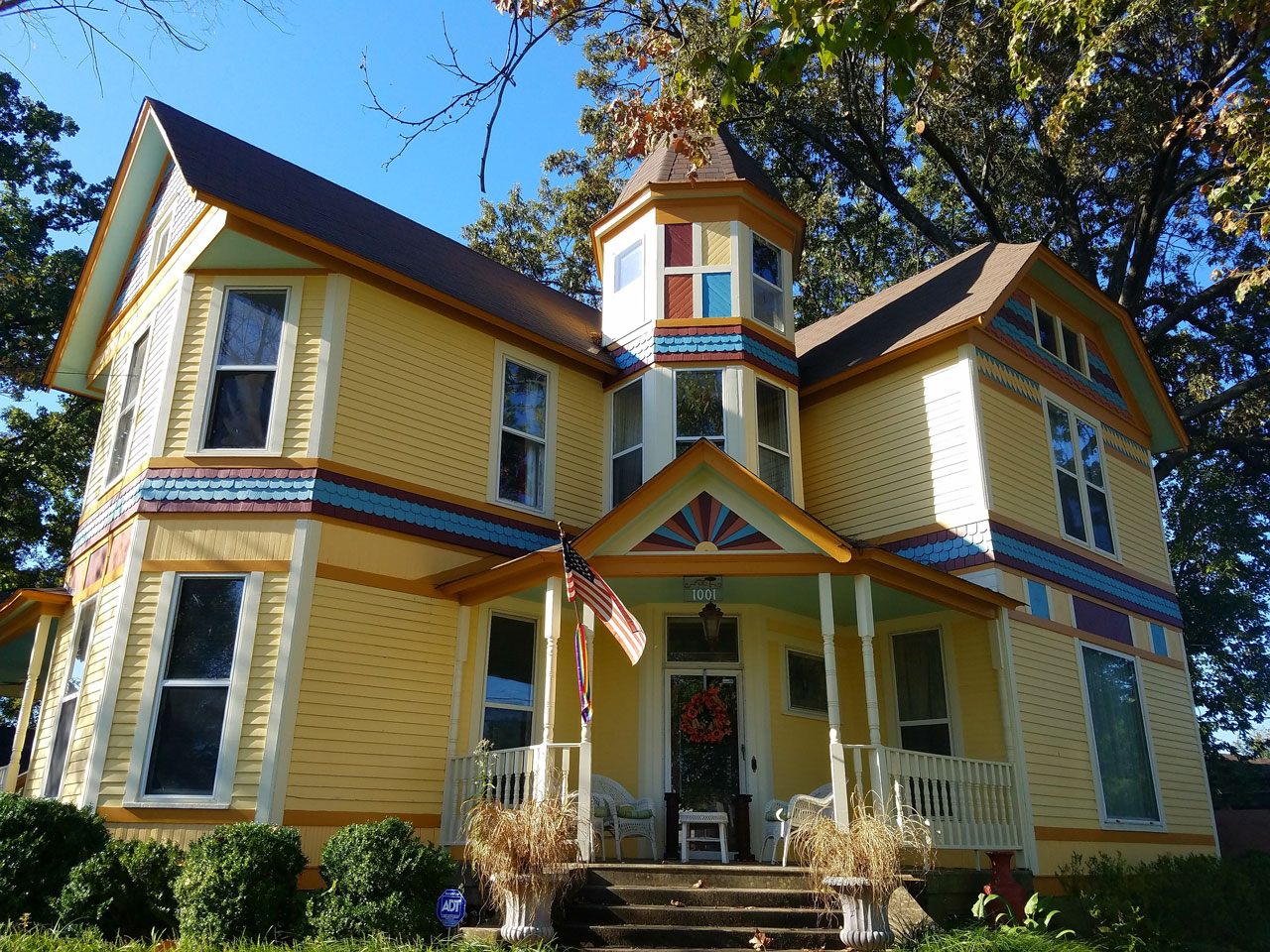 residential painting project
