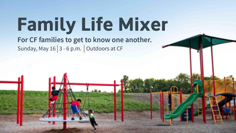 Family Life Mixer