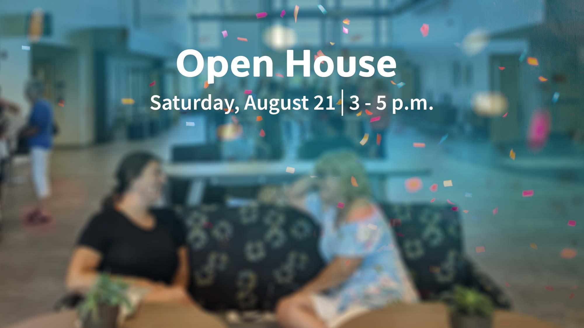 Christian Fellowship Open House