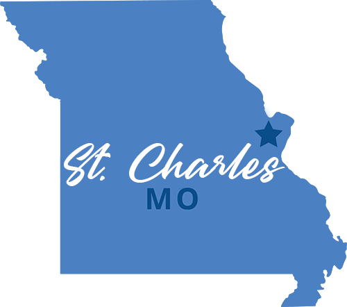 St. Charles Map for HEWN