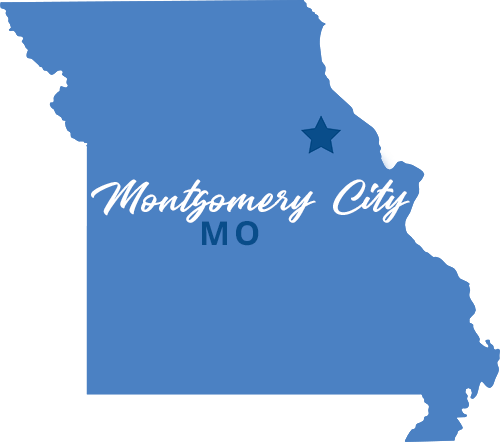 Montgomery city Map