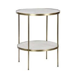 Rivoli end table