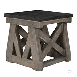 lorraine end table
